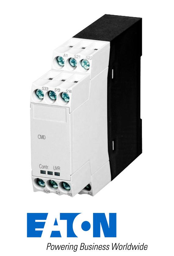 Реле контроля контакторов Eaton CMD